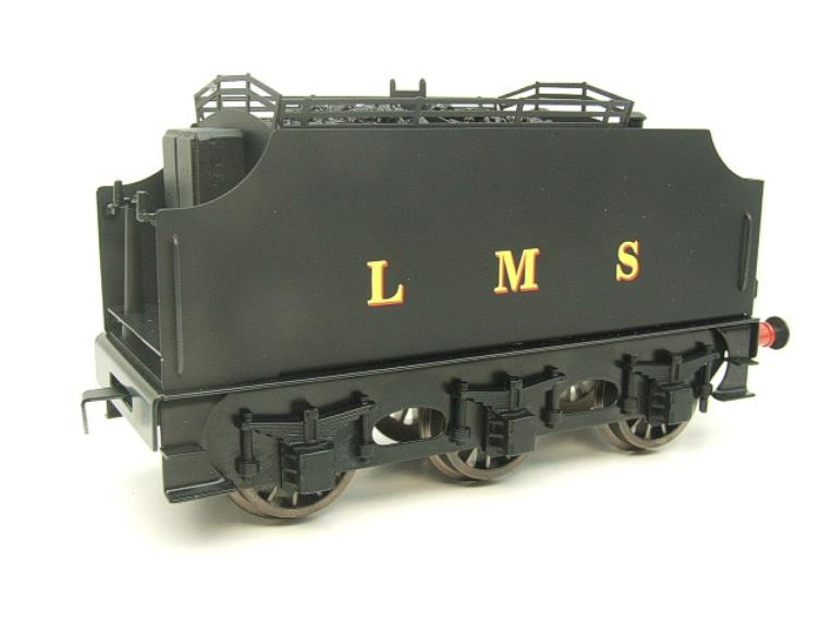 Ace Trains O Gauge E5C Fowler 4F Class 0-6-0 Loco and Tender 4454 LMS Satin Black image 13