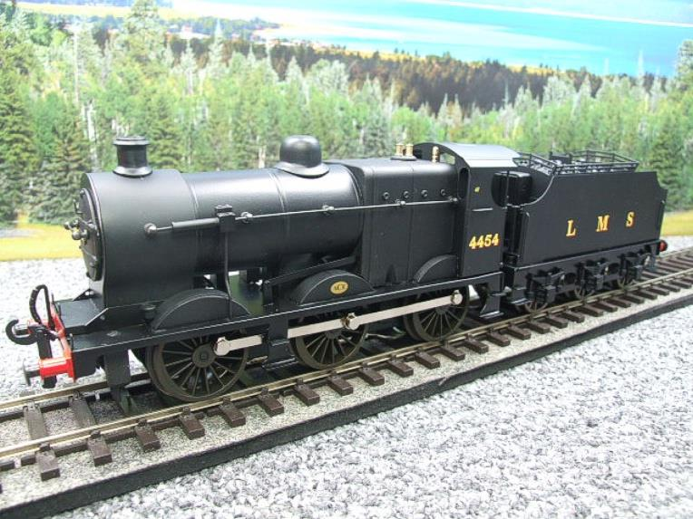 Ace Trains O Gauge E5C Fowler 4F Class 0-6-0 Loco and Tender 4454 LMS Satin Black image 16