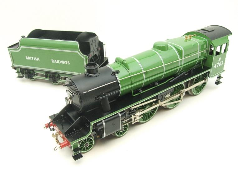 Ace Trains O Gauge E19-E BR Apple Green Black Five Loco & Tender R/N M4763 Electric 2/3 Rail Bxd image 11
