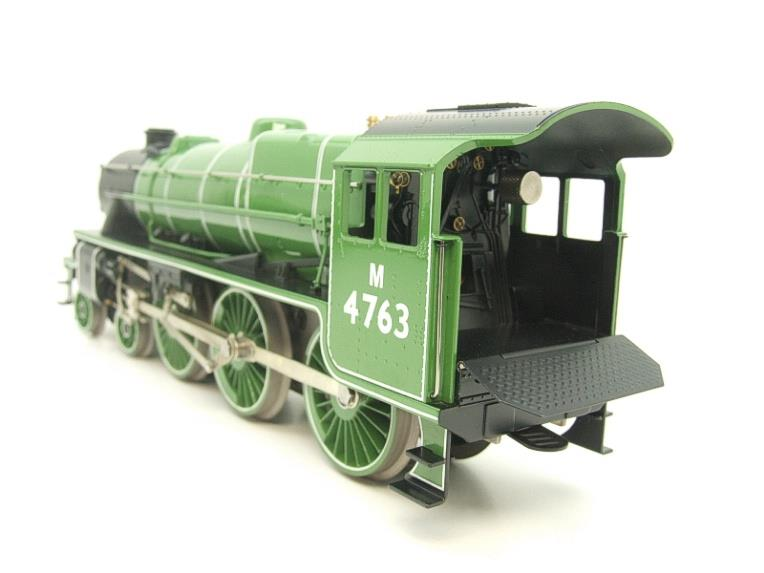 Ace Trains O Gauge E19-E BR Apple Green Black Five Loco & Tender R/N M4763 Electric 2/3 Rail Bxd image 12