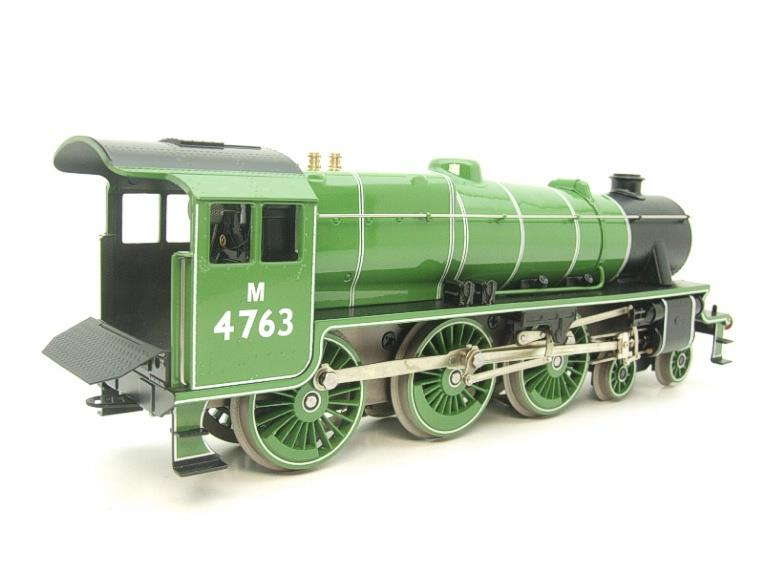 Ace Trains O Gauge E19-E BR Apple Green Black Five Loco & Tender R/N M4763 Electric 2/3 Rail Bxd image 14