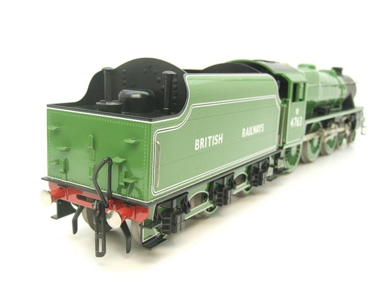 Ace Trains O Gauge E19-E BR Apple Green Black Five Loco & Tender R/N M4763 Electric 2/3 Rail Bxd image 21