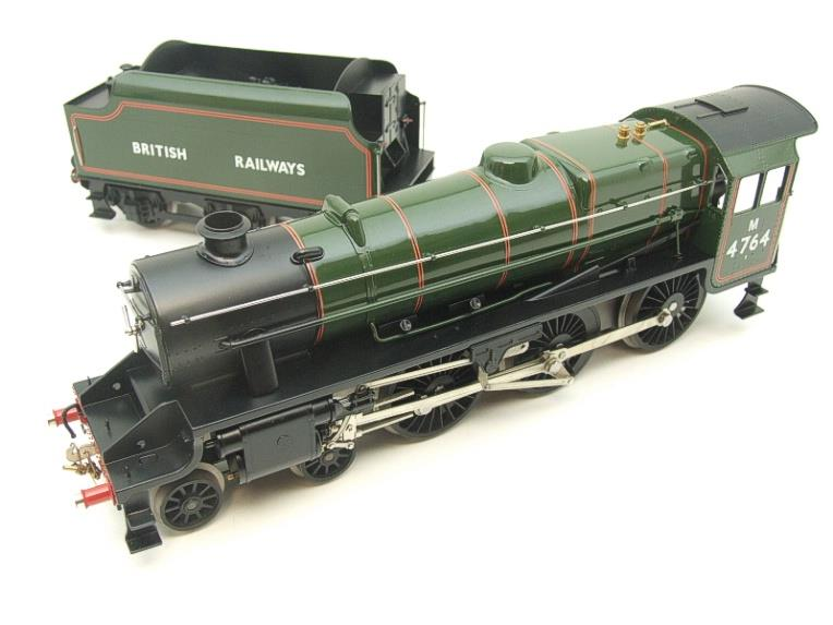 Ace Trains O Gauge E19-H BR Gloss Green Black Five Loco & Tender R/N M4764 Electric 2/3 Rail Bxd image 11