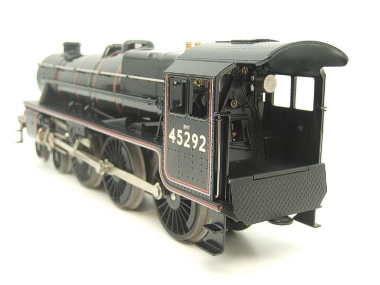 Ace Trains O Gauge E19-K British Railways Black Five Loco & Tender R/N 45292 Elec 2/3 Rail Bxd image 14