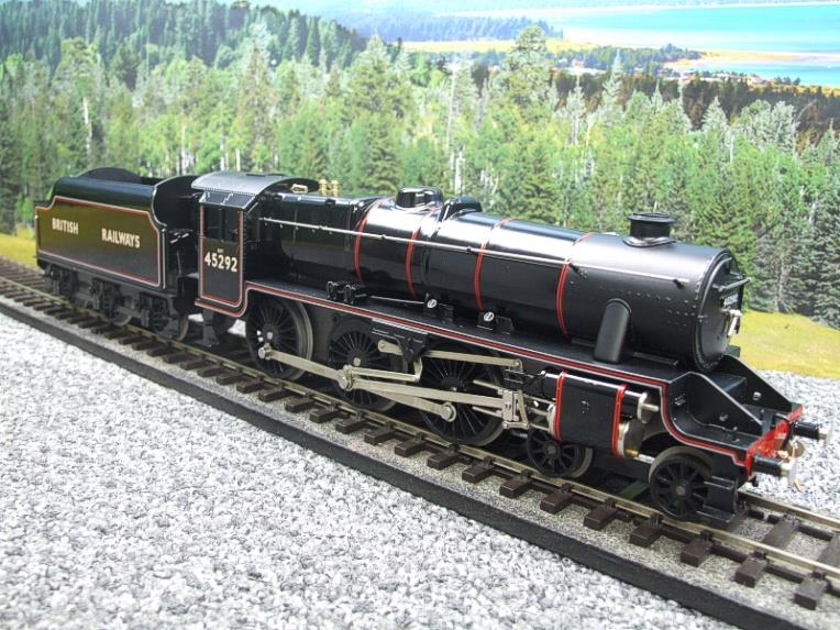 Ace Trains O Gauge E19-K British Railways Black Five Loco & Tender R/N 45292 Elec 2/3 Rail Bxd image 20