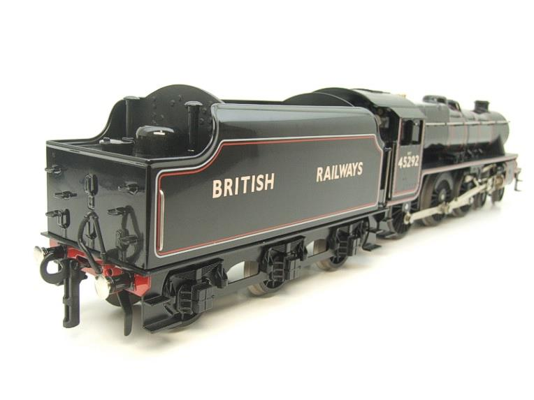 Ace Trains O Gauge E19-K British Railways Black Five Loco & Tender R/N 45292 Elec 2/3 Rail Bxd image 21