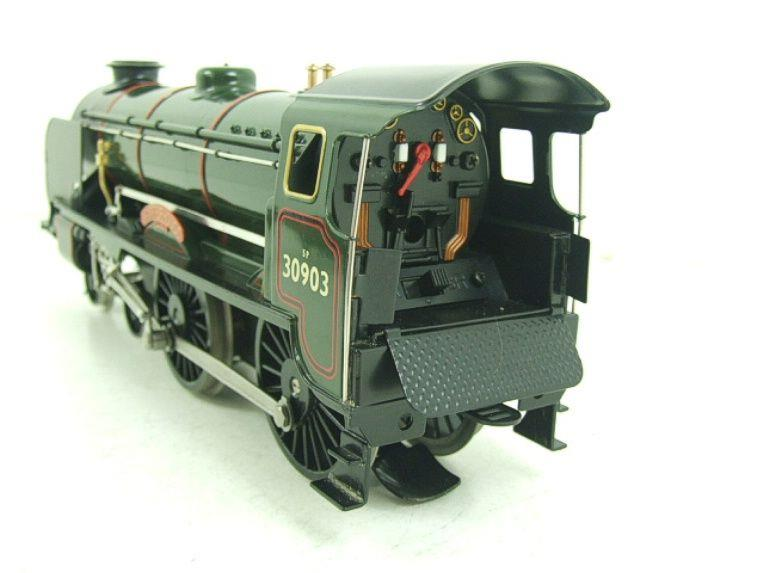 "Ace Trains O Gauge E10 BR Gloss Lined Green Schools Class ""Charterhouse"" R/N 30903 Elec 2/3 Rail Bxd image 13"