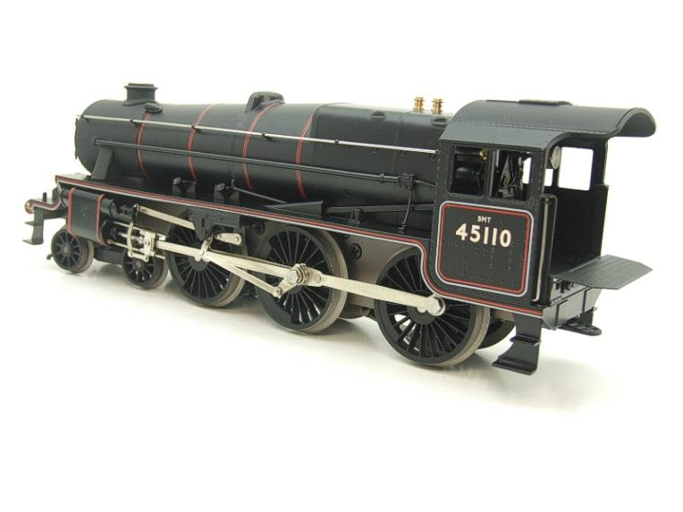 Ace Trains O Gauge E19-D4 Late BR Gloss Black 5, 4-6-0 Loco & Tender R/N 45110 Elec 2/3 Rail NEW Bxd image 12