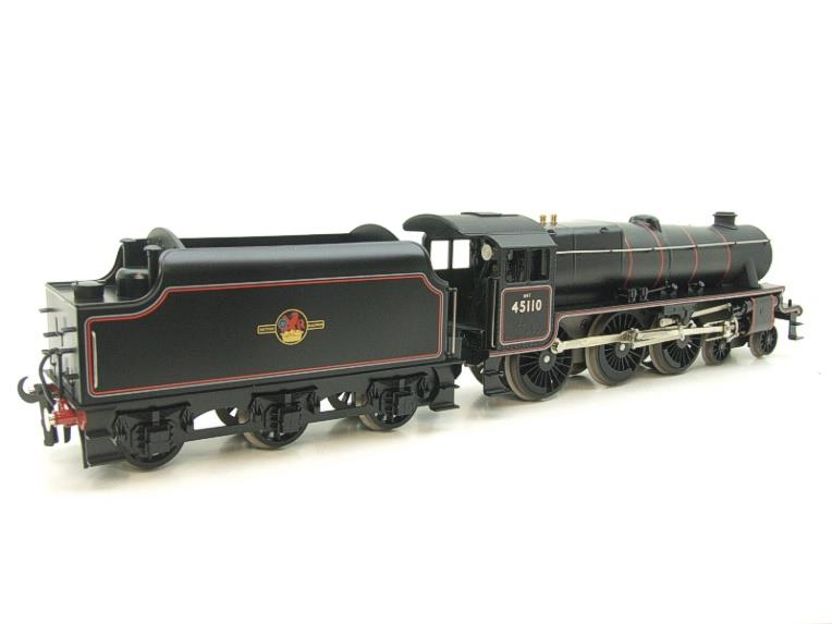 Ace Trains O Gauge E19-D4 Late BR Gloss Black 5, 4-6-0 Loco & Tender R/N 45110 Elec 2/3 Rail NEW Bxd image 20