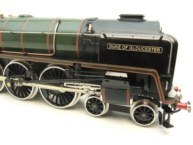 "ACE Trains O Gauge E/31A BR Class 8P 4-6-2 Pre 56 ""Duke of Gloucester"" R/N 71000 Electric 2/3 Rail image 11"