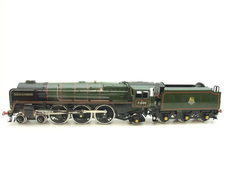 "ACE Trains O Gauge E/31A BR Class 8P 4-6-2 Pre 56 ""Duke of Gloucester"" R/N 71000 Electric 2/3 Rail image 12"