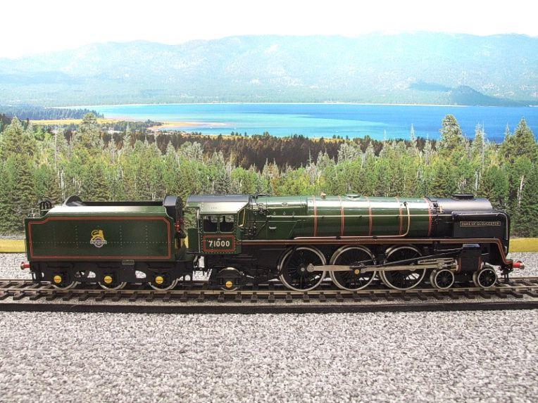 "ACE Trains O Gauge E/31A BR Class 8P 4-6-2 Pre 56 ""Duke of Gloucester"" R/N 71000 Electric 2/3 Rail image 13"