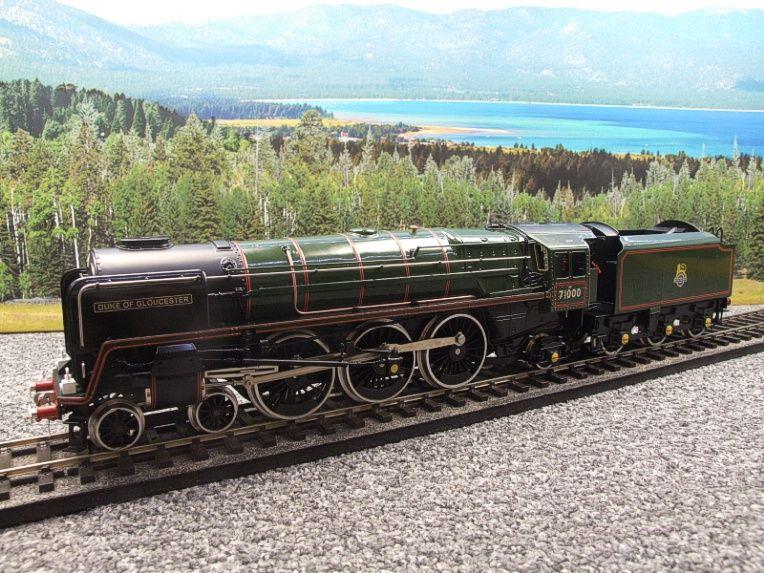 "ACE Trains O Gauge E/31A BR Class 8P 4-6-2 Pre 56 ""Duke of Gloucester"" R/N 71000 Electric 2/3 Rail image 14"
