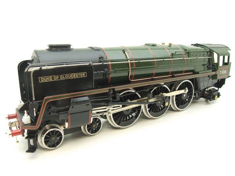 "ACE Trains O Gauge E/31A BR Class 8P 4-6-2 Pre 56 ""Duke of Gloucester"" R/N 71000 Electric 2/3 Rail image 16"