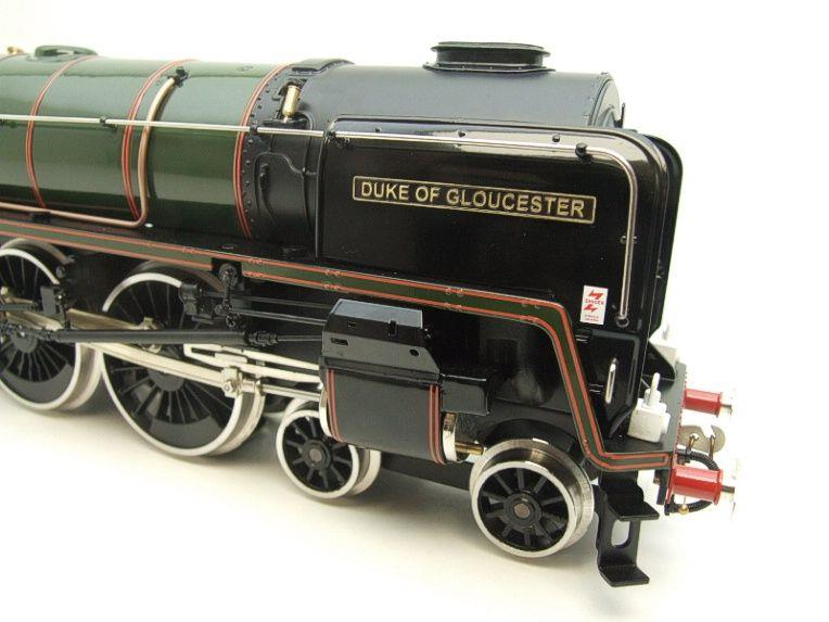 "ACE Trains O Gauge E/31B BR Class 8P 4-6-2 Post 56 ""Duke of Gloucester"" R/N 71000 Electric 2/3 Rail image 11"