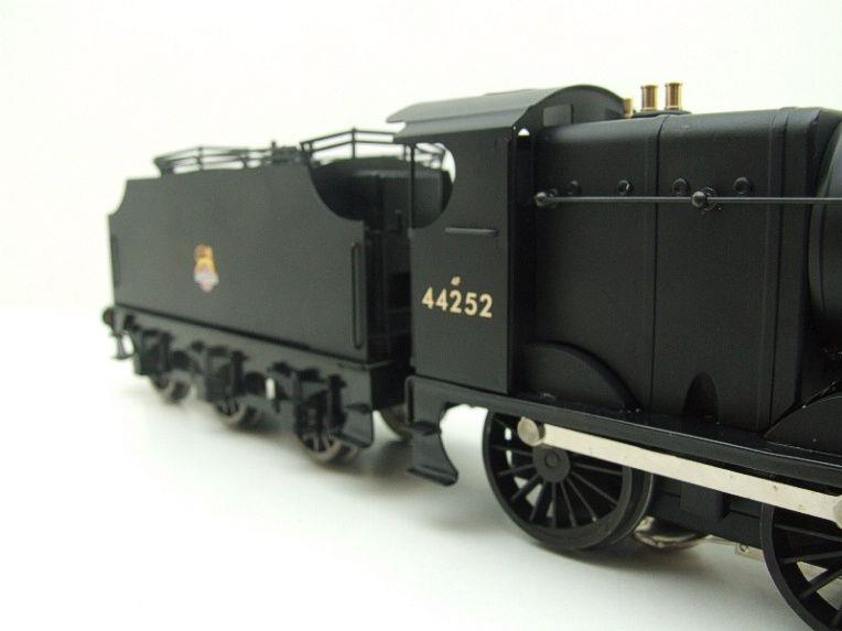 Ace Trains O Gauge E5G Fowler 4F Class 0-6-0 Loco and Tender R/N 44252 Early BR Logo Satin Black image 11