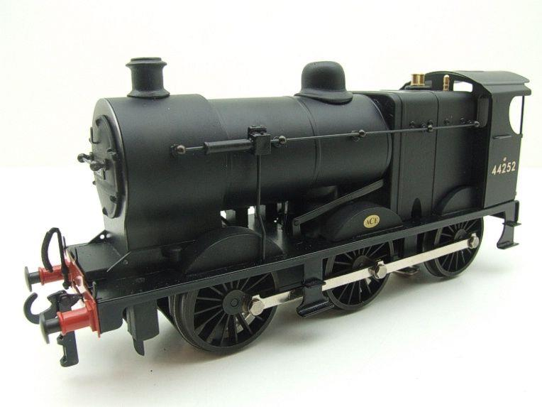 Ace Trains O Gauge E5G Fowler 4F Class 0-6-0 Loco and Tender R/N 44252 Early BR Logo Satin Black image 12
