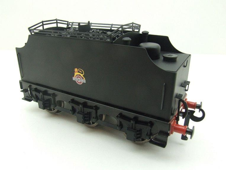 Ace Trains O Gauge E5G Fowler 4F Class 0-6-0 Loco and Tender R/N 44252 Early BR Logo Satin Black image 13