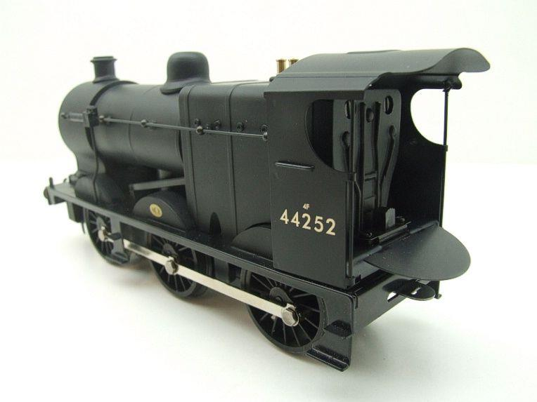 Ace Trains O Gauge E5G Fowler 4F Class 0-6-0 Loco and Tender R/N 44252 Early BR Logo Satin Black image 14