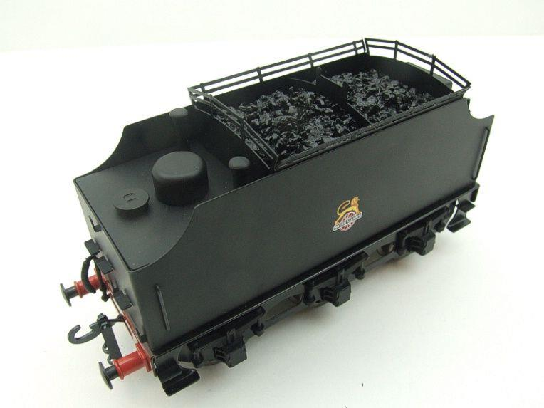 Ace Trains O Gauge E5G Fowler 4F Class 0-6-0 Loco and Tender R/N 44252 Early BR Logo Satin Black image 15