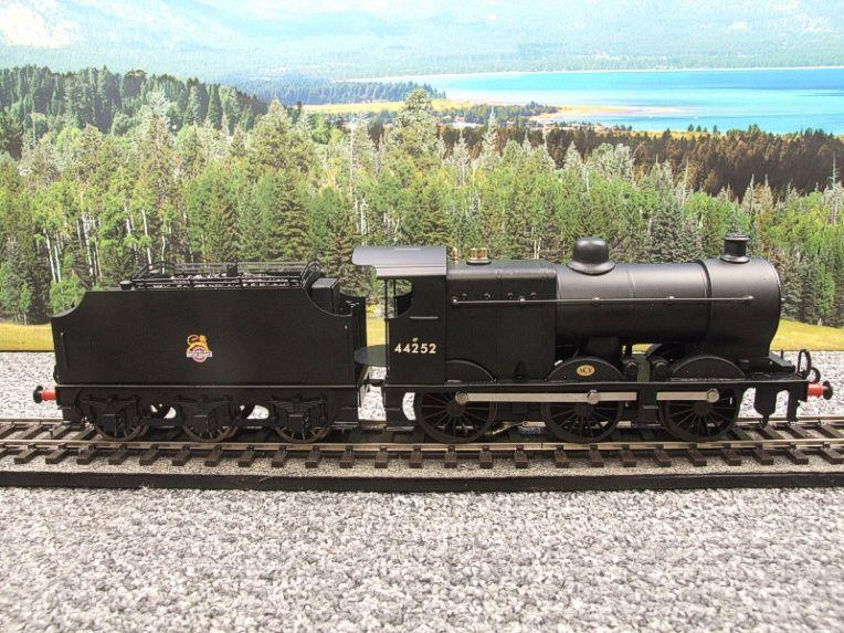 Ace Trains O Gauge E5G Fowler 4F Class 0-6-0 Loco and Tender R/N 44252 Early BR Logo Satin Black image 21