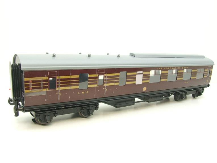 "Ace Trains E12B1 Coronation Pacific LMS Maroon ""Duchess of Hamilton & x7 Coaches Set"" Elec 2/3 Rail image 14"