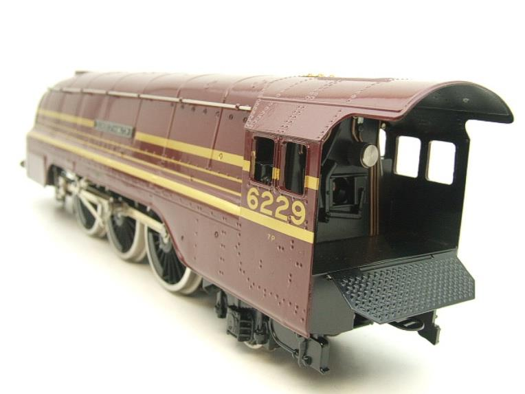 "Ace Trains E12B1 Coronation Pacific LMS Maroon ""Duchess of Hamilton & x7 Coaches Set"" Elec 2/3 Rail image 15"