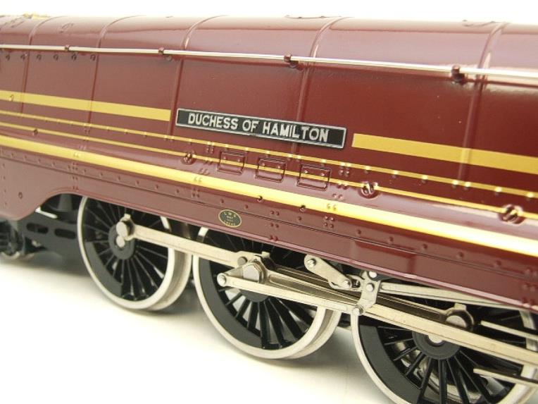"Ace Trains E12B1 Coronation Pacific LMS Maroon ""Duchess of Hamilton & x7 Coaches Set"" Elec 2/3 Rail image 17"