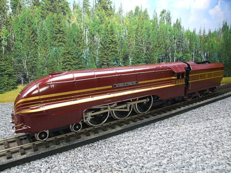 "Ace Trains E12B1 Coronation Pacific LMS Maroon ""Duchess of Hamilton & x7 Coaches Set"" Elec 2/3 Rail image 22"