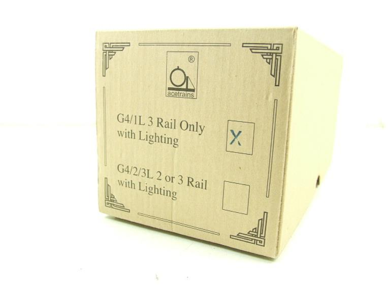Ace Trains O Gauge G4 Vintage Style Brake Van With Lighting Boxed image 12