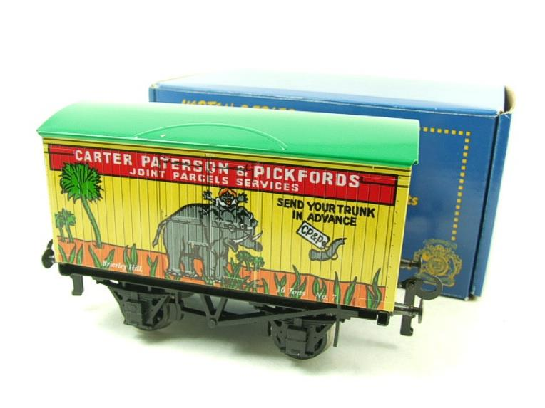 "Ace Trains Horton Series O Gauge PO ""Carter Paterson & Pickfords"" Van No7 Boxed image 14"