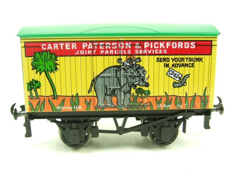 "Ace Trains Horton Series O Gauge PO ""Carter Paterson & Pickfords"" Van No7 Boxed image 15"