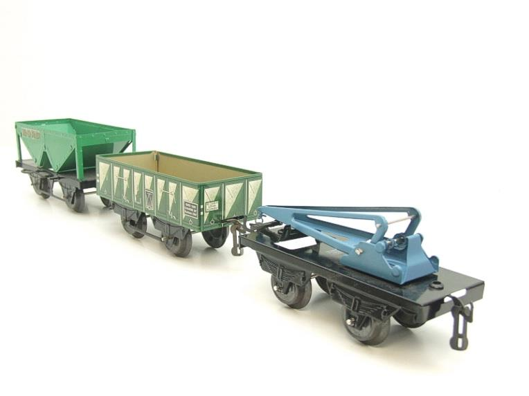 Hornby Hachette Series French O Gauge x38 Wagon & Coaches Set NEW Bargain Job Lot Set image 11