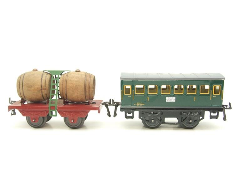 Hornby Hachette Series French O Gauge x38 Wagon & Coaches Set NEW Bargain Job Lot Set image 13
