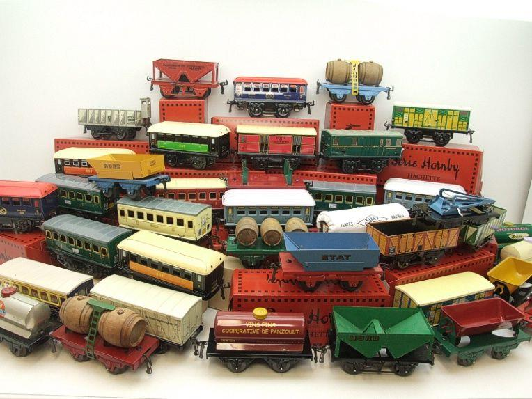Hornby Hachette Series French O Gauge x38 Wagon & Coaches Set NEW Bargain Job Lot Set image 15