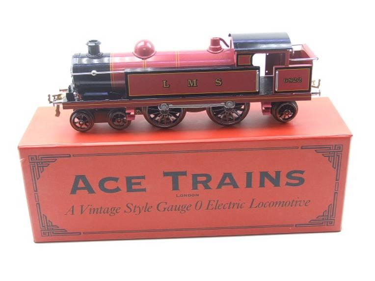 Ace Trains O Gauge E2 LMS 4-4-2 Tank Loco R/N 6822 Electric 3 Rail Boxed image 13