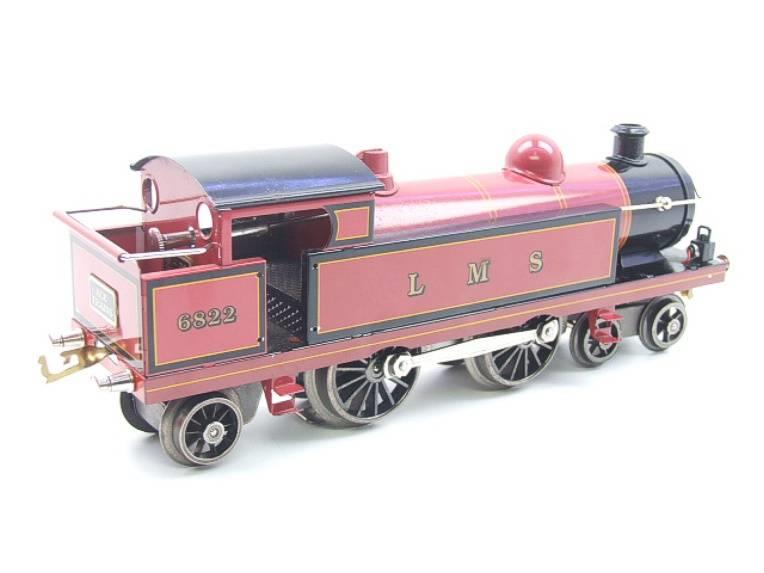 Ace Trains O Gauge E2 LMS 4-4-2 Tank Loco R/N 6822 Electric 3 Rail Boxed image 18