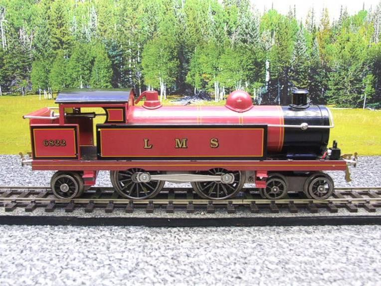 Ace Trains O Gauge E2 LMS 4-4-2 Tank Loco R/N 6822 Electric 3 Rail Boxed image 19