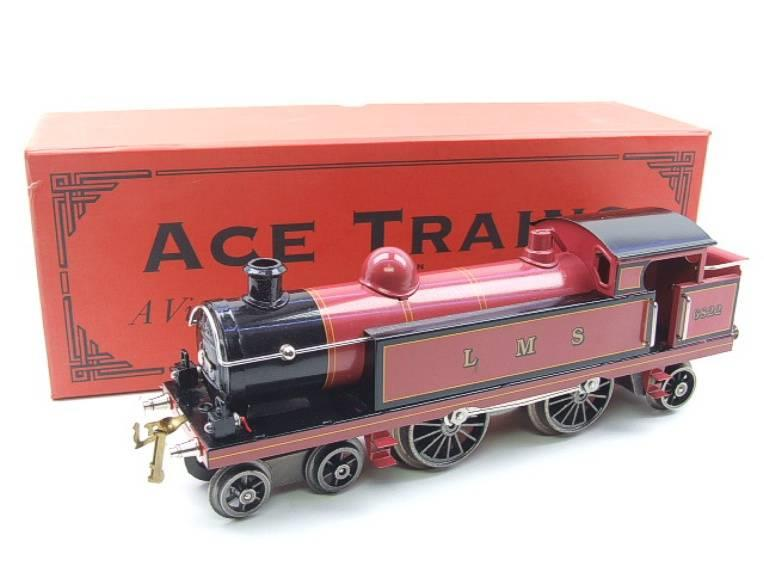 Ace Trains O Gauge E2 LMS 4-4-2 Tank Loco R/N 6822 Electric 3 Rail Boxed image 20