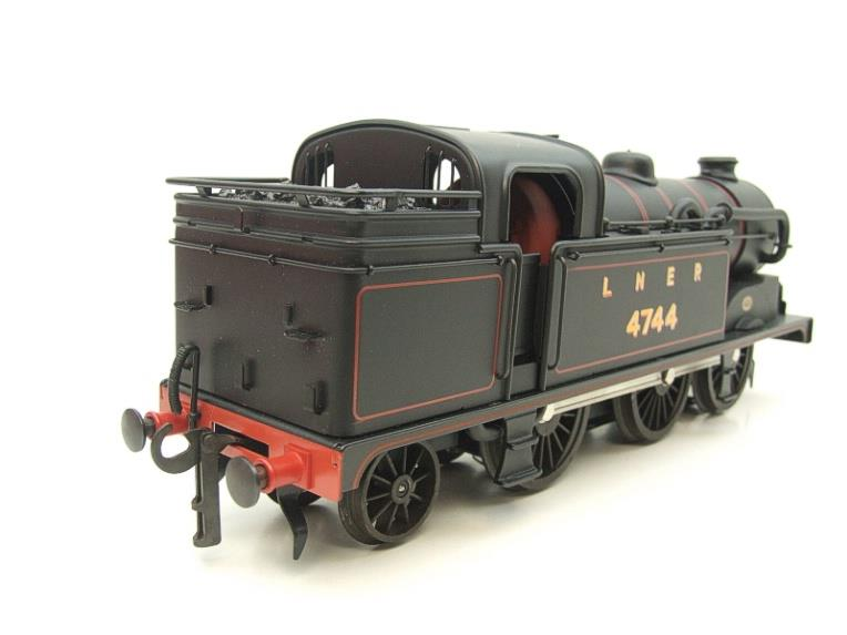 Ace Trains O Gauge E11A LNER Satin Black N2 Class 0-6-2 Tank Loco R/N 4744 Electric 2/3 Rail Boxed image 19
