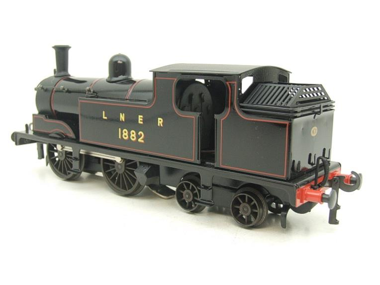 Ace Trains O Gauge E25/S-B1 LNER Black G5 Tank Loco R/N 1882 & Coaches Set Electric 2/3 Rail NEW Bxd image 11