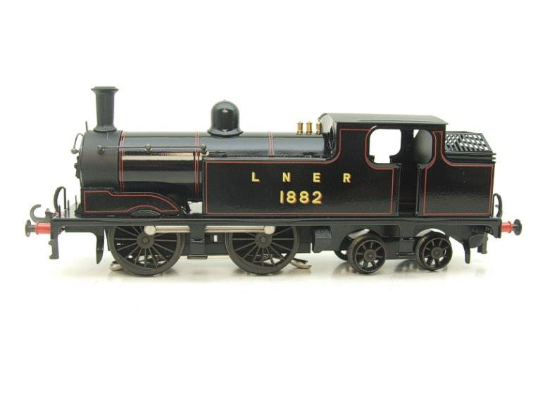 Ace Trains O Gauge E25/S-B1 LNER Black G5 Tank Loco R/N 1882 & Coaches Set Electric 2/3 Rail NEW Bxd image 20