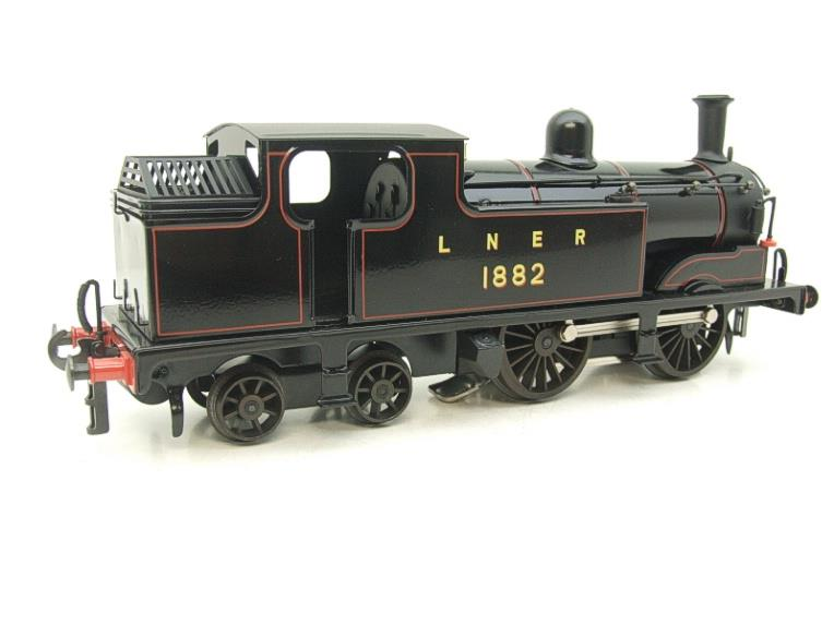 Ace Trains O Gauge E25/S-B1 LNER Black G5 Tank Loco R/N 1882 & Coaches Set Electric 2/3 Rail NEW Bxd image 21