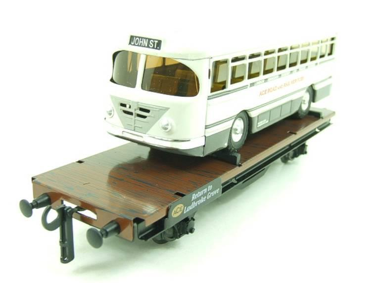 Ace Trains O Gauge G/3LL Low Loader With Single Decker Bus Boxed image 12