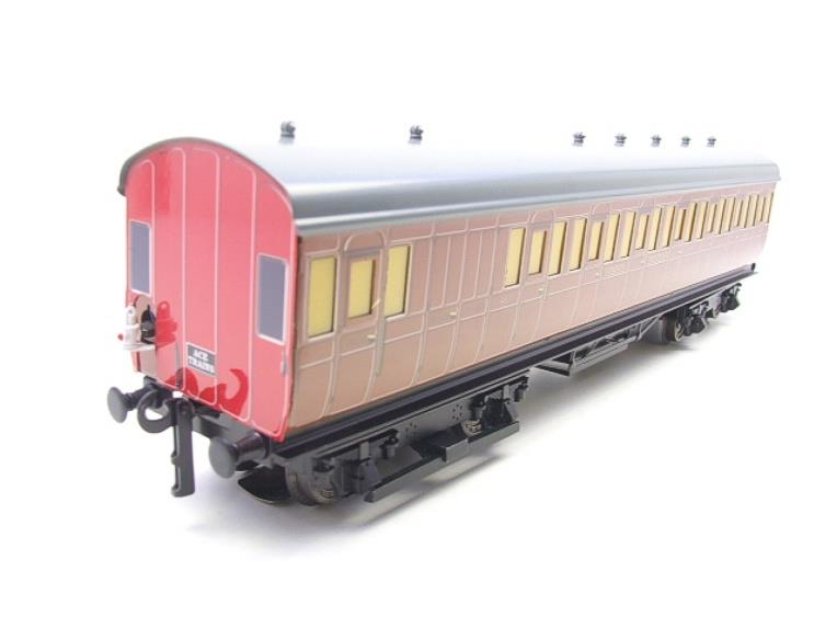 "Ace Trains O Gauge C27/S LT ""London Transport"" Coaches  x3 Coach Set Boxed 3 Rail image 11"