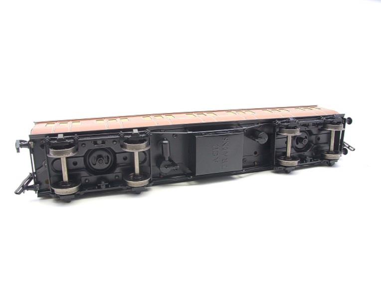 "Ace Trains O Gauge C27/S LT ""London Transport"" Coaches  x3 Coach Set Boxed 3 Rail image 13"