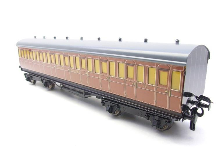 "Ace Trains O Gauge C27/S LT ""London Transport"" Coaches  x3 Coach Set Boxed 3 Rail image 15"