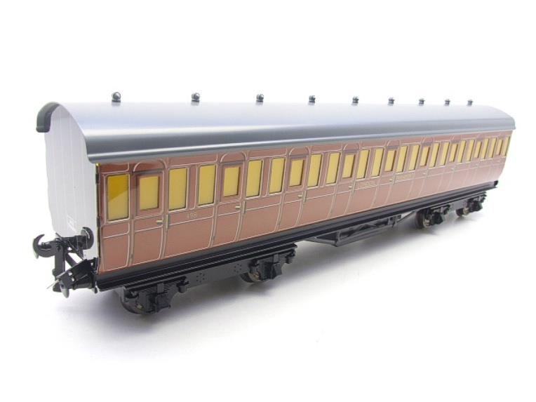 "Ace Trains O Gauge C27/S LT ""London Transport"" Coaches  x3 Coach Set Boxed 3 Rail image 19"