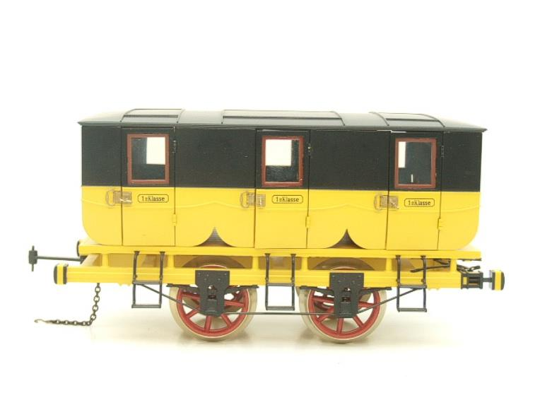 Gauge 1 Marklin 5750 Adler Steam Loco Collectors Set Electric 2 Rail Boxed image 13