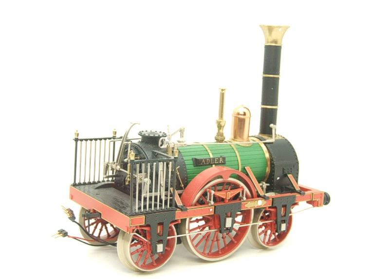 Gauge 1 Marklin 5750 Adler Steam Loco Collectors Set Electric 2 Rail Boxed image 14